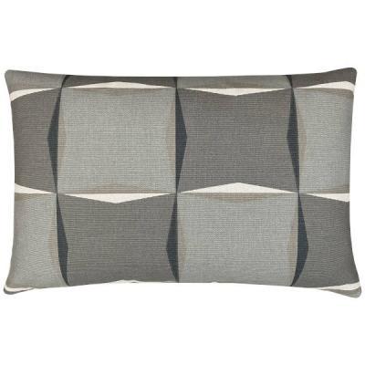 Kissenbezug KALE beige grau Kissen industrial Landhausstil 30x50 40x60