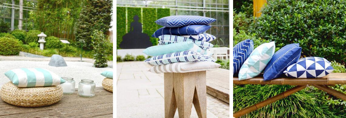 kissen t rkis dekorative kissenbez ge online kaufen. Black Bedroom Furniture Sets. Home Design Ideas