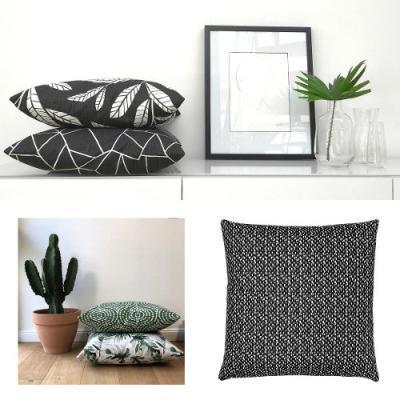 Kissen Grün - hochwertige Kissenbezüge online kaufen