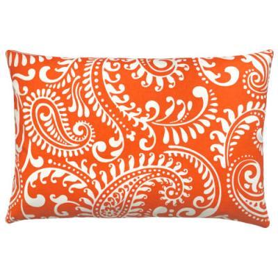 kissenh lle vine orange wei reben ranken grafisch 50 x 50 cm. Black Bedroom Furniture Sets. Home Design Ideas