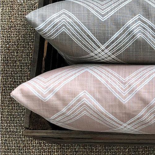 kissenh lle colton altrosa rosa wei landhaus 40 x 40 cm. Black Bedroom Furniture Sets. Home Design Ideas
