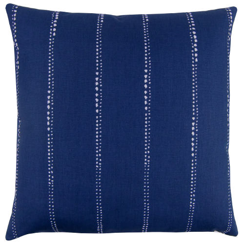 kissenh lle carlo blau indigo grafisch maritim 40 x 40 cm. Black Bedroom Furniture Sets. Home Design Ideas