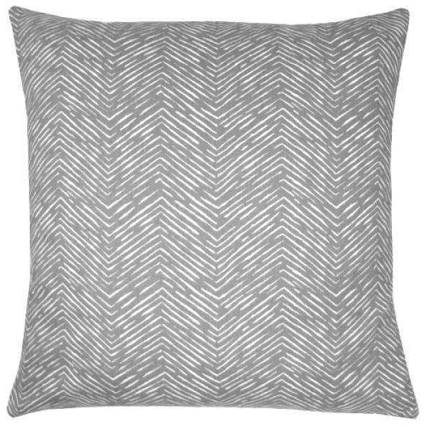 kissenh lle cameron grau wei grafisch fischgr t 40 x 40 cm. Black Bedroom Furniture Sets. Home Design Ideas