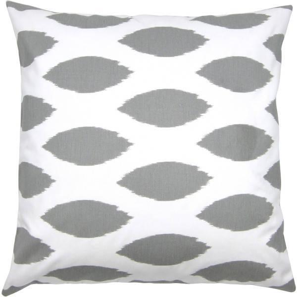 kissenh lle chipper grau wei ikat 40 x 40 cm. Black Bedroom Furniture Sets. Home Design Ideas