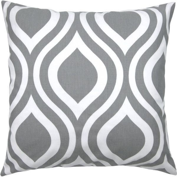 kissenbezug ozborne korall rot wei barock lilie ornament. Black Bedroom Furniture Sets. Home Design Ideas